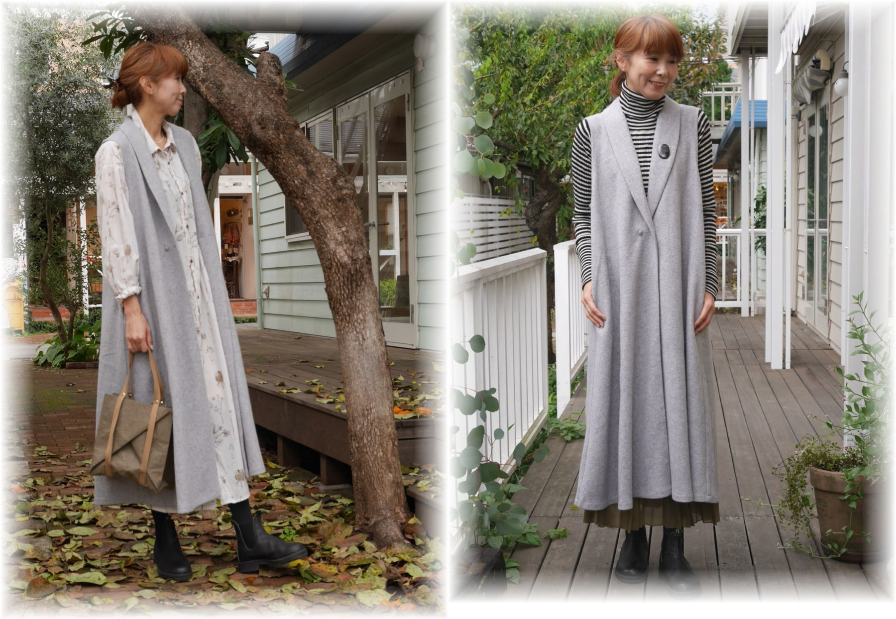 s.t.closet frabjous</span></br>ロングフレアージレ<font color=#ff0000>SOLD OUT</font>